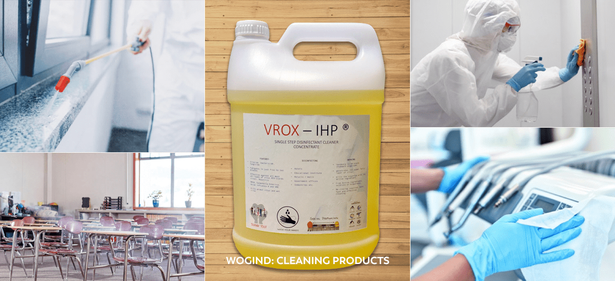 Waging Cleaning Products